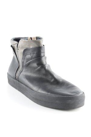 Crime Desert Boots Punktemuster Glitzer-Optik
