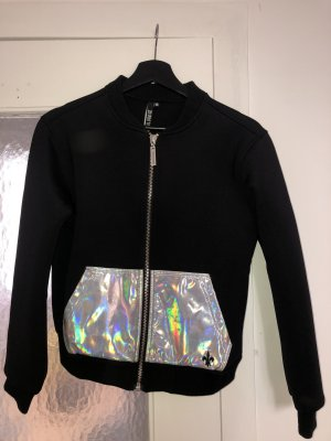Criminal damage Bomberjacke holo