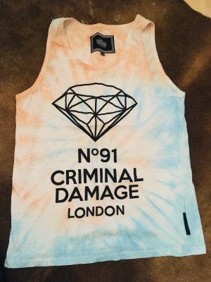 Criminal damage London tabletop batik L