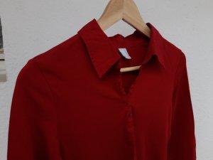Crimson Langarmpoloshirt von S.Oliver