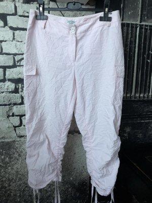 Pantalón pirata rosa claro
