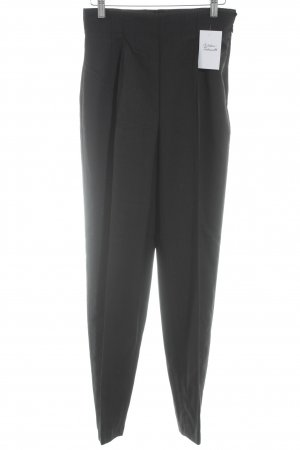 Crisca Pleated Trousers anthracite business style