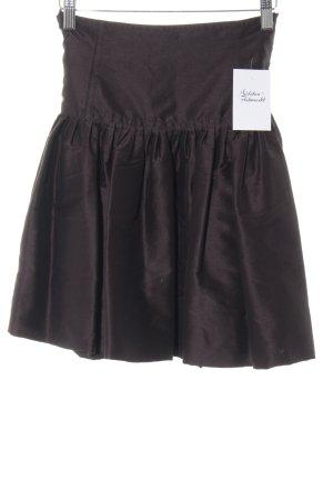 Crisca Miniskirt black casual look