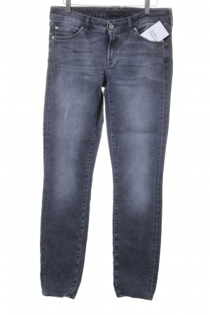 cristen Skinny Jeans Farbverlauf Casual-Look
