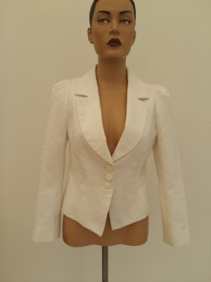 Christian Lacroix Short Blazer white