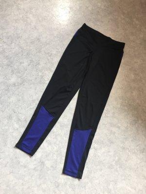 Crivit Trackies black-dark violet