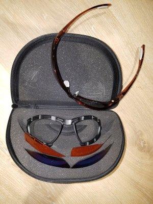 Crivit Sportbrille Skibrille Sonnenbrille Snowboardbille
