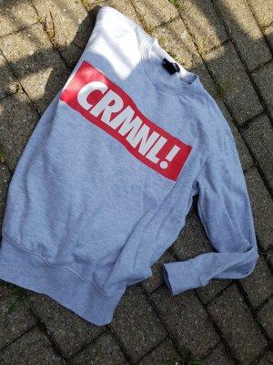 CRMNL! Pullover