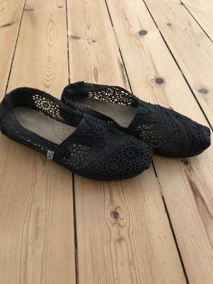 Toms Slip-on Sneakers black