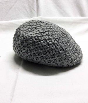 Esprit Beret light grey polyacrylic