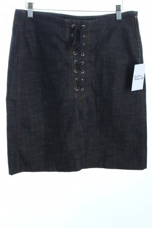Crocker Denim Skirt multicolored street-fashion look