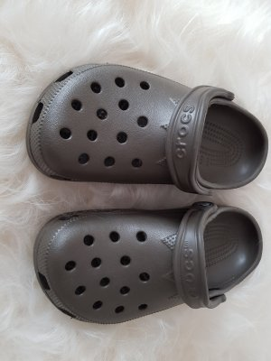 CROCS ..100%Original..  in Braun...NEU!!!