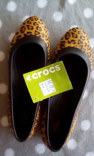 Crocs Animalprint Ballerina SSV