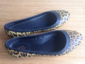 Crocs Ballerina im Leostyle