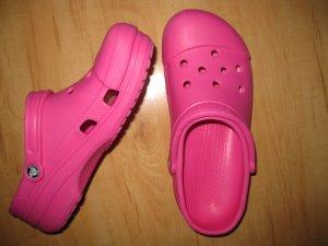 Crocs Crocband SONDERMODELL Pink W10 W11 40 41 42 Neuwertig