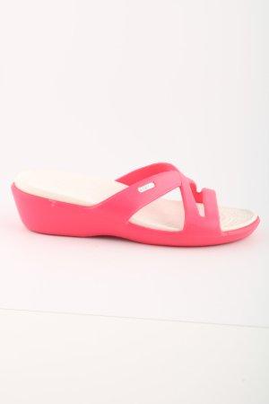 "Crocs Flip Flop Sandalen ""Patricia II"" pink"