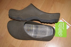 Crocs House Shoes multicolored synthetic material
