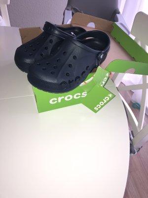 Crocs Mules dark blue