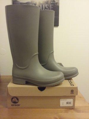 Crocs Wellies grey