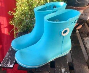 Crocs Botas de agua turquesa-azul claro