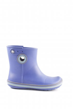 Crocs Wellies blue casual look