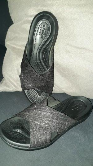 Crocs Sandaletten W8, neuwertig