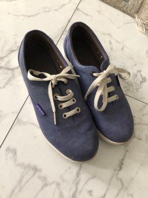 Crocs Lace Shoes purple