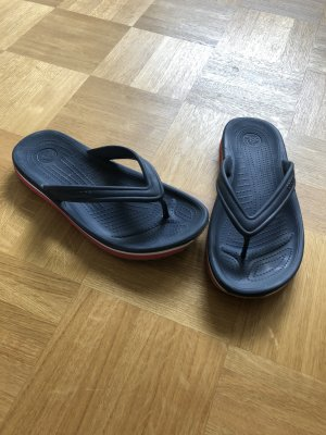 Crocs Toe-Post sandals multicolored