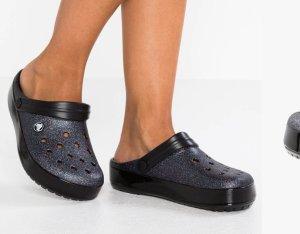 Crocs Clog Sandals black