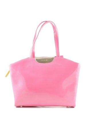 Cromia Handbag pink casual look