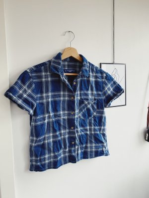 Pull & Bear Checked Blouse multicolored