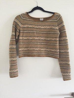 Esprit Maglione di lana multicolore