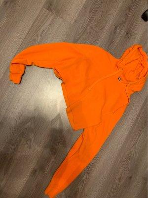 Jako Felpa arancione
