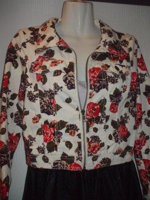 H&M Divided Veste en jean multicolore coton