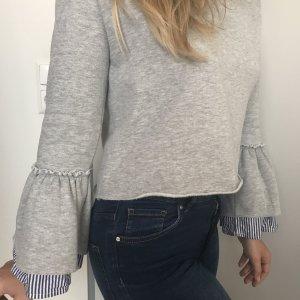 Crop-Pullover