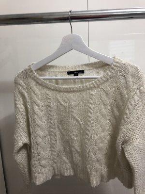 Tally Weijl Coarse Knitted Sweater oatmeal