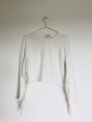 Tally Weijl T-shirt court blanc