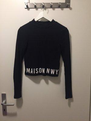 Crop Shirt Gina tricot