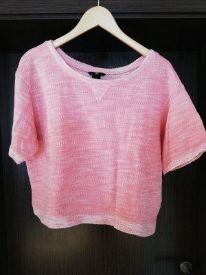 H&M T-shirt court rose