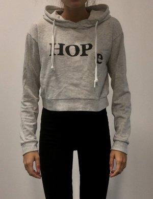 Crop Sweater H&M mit Design