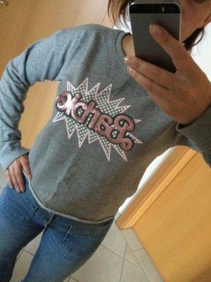 Crop-Sweatshirt von Mango (Barbie) -Neu- ohne Etikett-