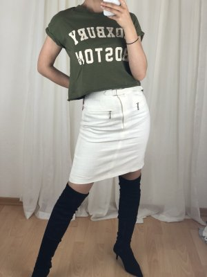 FB Sister Cropped Top multicolored