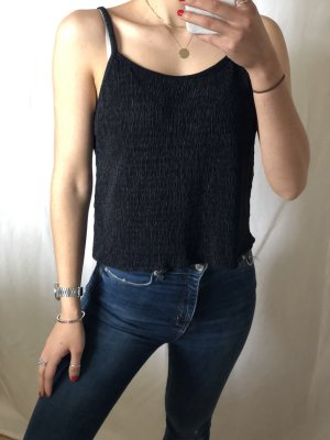 Blusa Crash nero