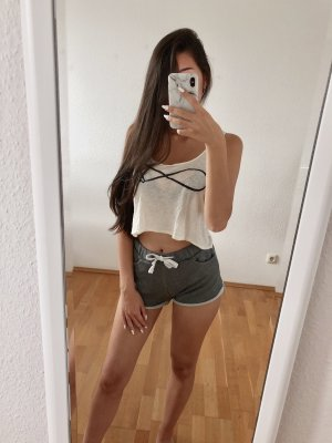 Crop Top ,forever love'