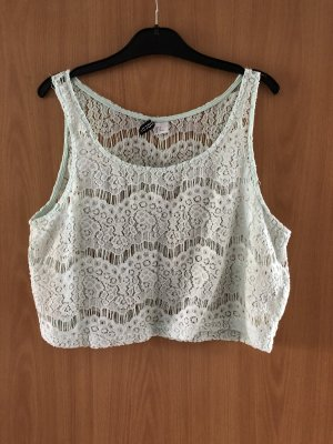 H&M Divided Crop-top multicolore
