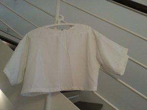 Crop Top//kastenförmiges Kurzshirt von ASOS