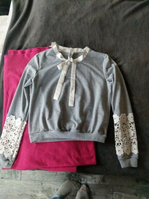 crop top Pullover