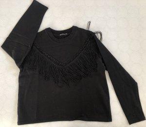 Crop-Top Pullover