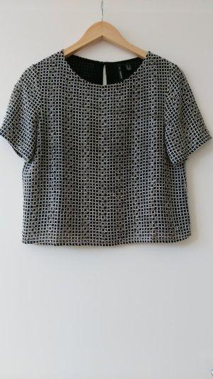 Mango Suit T-shirt court multicolore