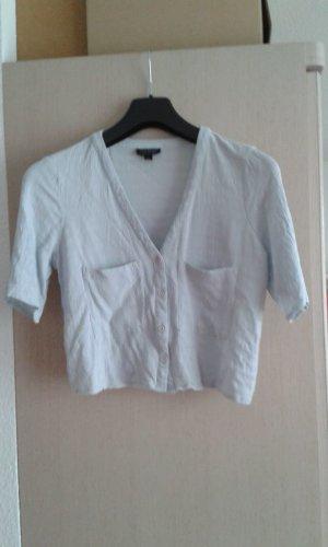 Cropped Bluse von Topshop